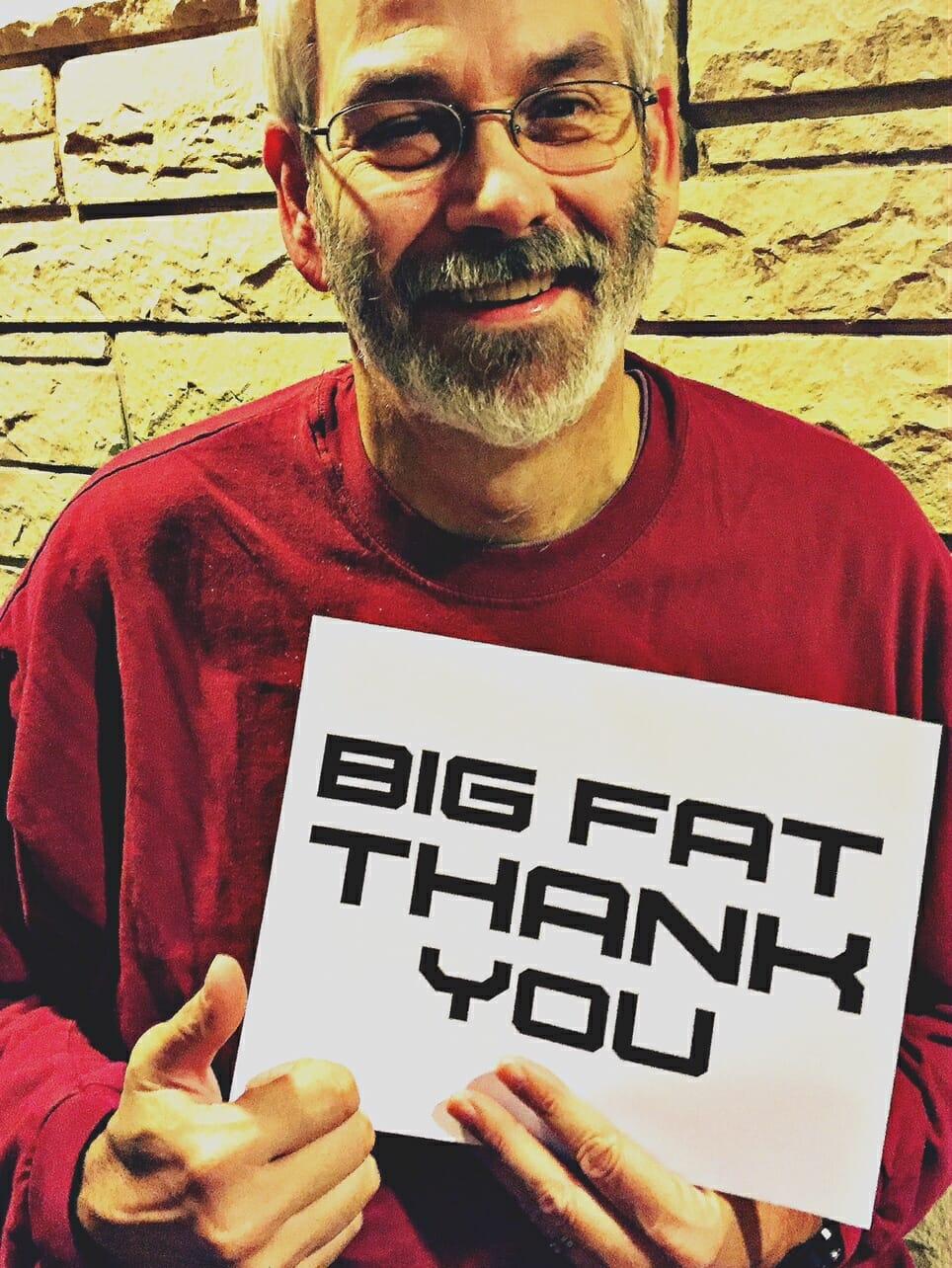 Big Fat Thank You - Marshall Atkinson