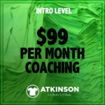 MARSHALL ATKINSON INTRO LEVEL COACHING