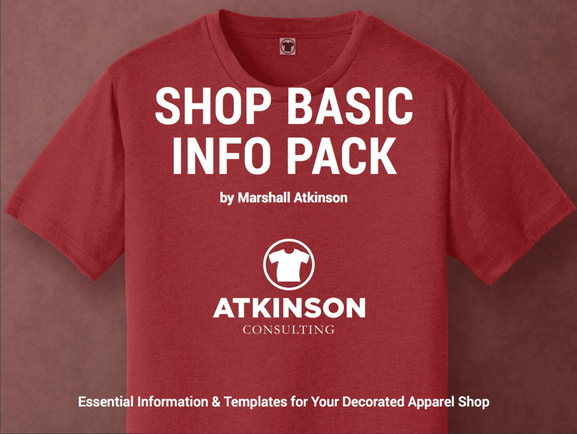 SHOP BASIC INFO PACK COVER