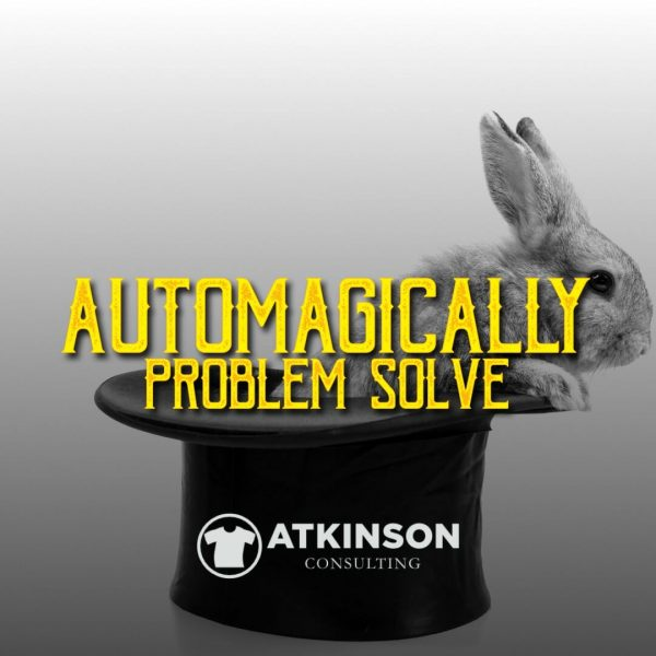 Automagically Problem Solve - Marshall Atkinson