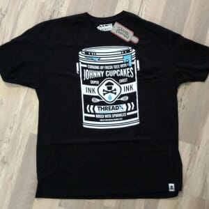 Johnny Cupcakes ThreadX T-shirt - Marshall Atkinson
