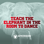 Teach the Elephant in the Room to Dance