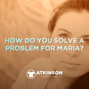 How Do You Solve A Problem for Maria - Marshall Atkinson