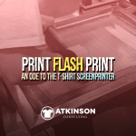 Print Flash Print - Marshall Atkinson