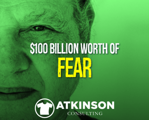 $100 Billion Dollars Worth of Fear