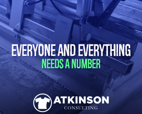 Everyone and Everything Needs a Number