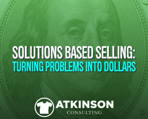 Solutions Based Selling