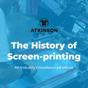 The History of Screenprinting