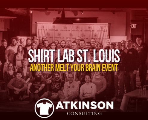 Shirt Lab St. Louis Another Melt Your Brain Event