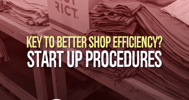 Start Up Procedures