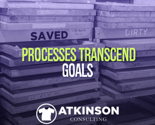 Processes Transcend Goals