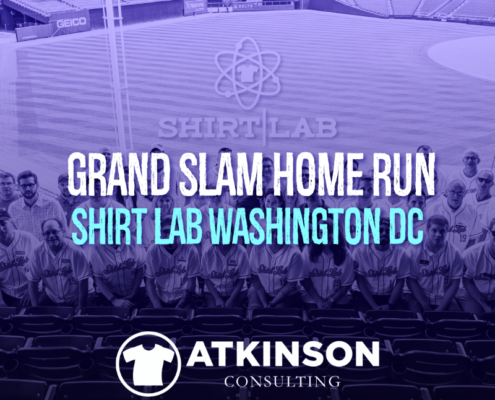 Shirt Lab Washington DC Home Run