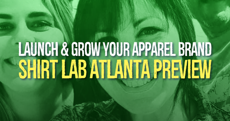Shirt Lab Atlanta Preview