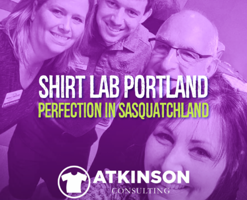 Shirt Lab Portland: Perfection in Sasquatchland