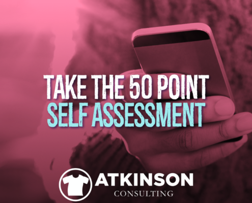 Take the 50 Point Self Assessment