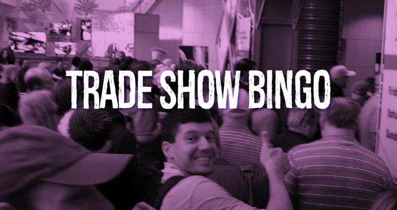 Trade Show Bingo