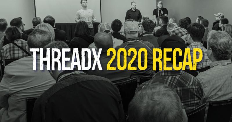 ThreadX 2020 Recap