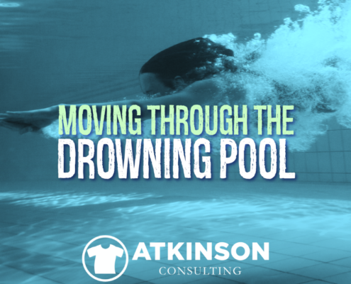 Moving Through The Drowning Pool