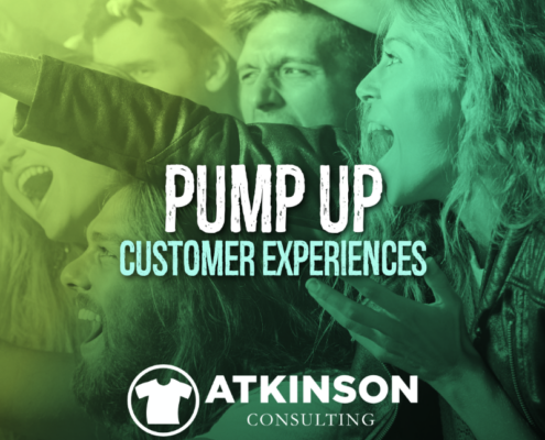 Pump Up Customer Experiences