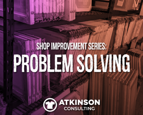 Shop Improvement Series: Problem Solving