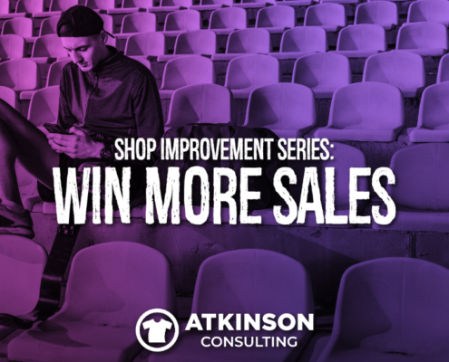 Shop Improvement Series: Win More Sales