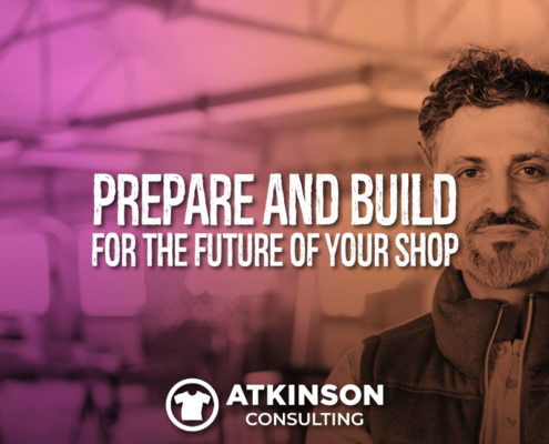 Prepare and Build for the Future of Your Shop