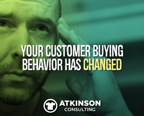 Your customer buying behavior has changed