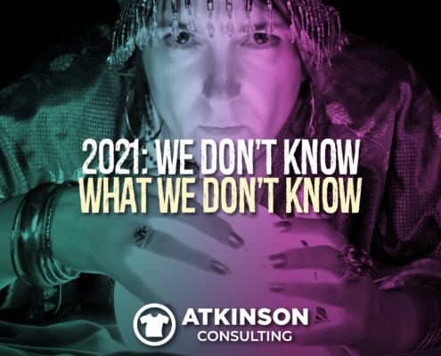 2021: We don't know what we don't know
