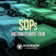 SOPs and How To Write Them