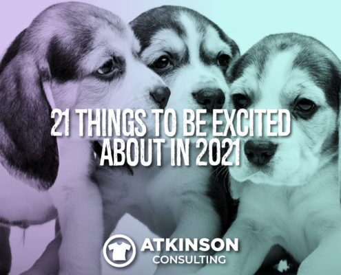 21 Things to be Excited About in 2021
