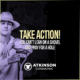 Take Action! You can't lean on a shovel and dig a hole