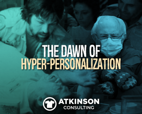 The Dawn of Hyper-personalization
