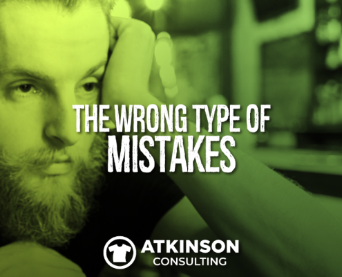 The Wrong Type of Mistakes