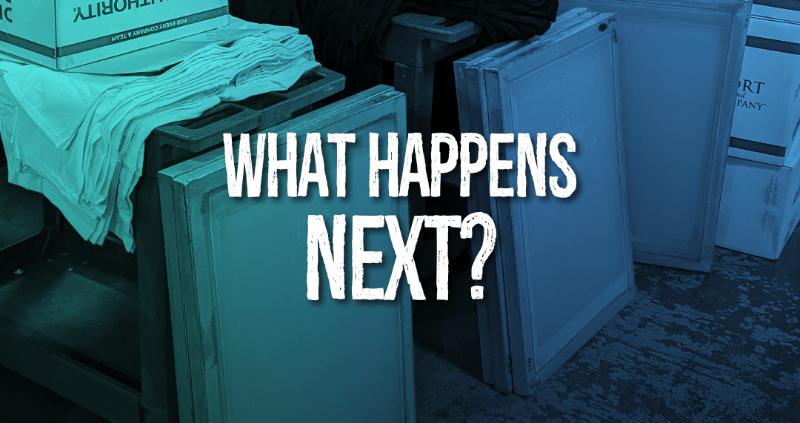 What Happens Next?
