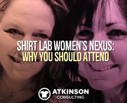 Shirt Lab Women's Nexus: Why You Should Attend
