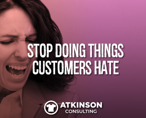 Stop Doing Things Customers Hate