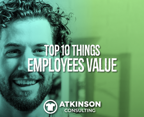 Top 10 Things Employees Value